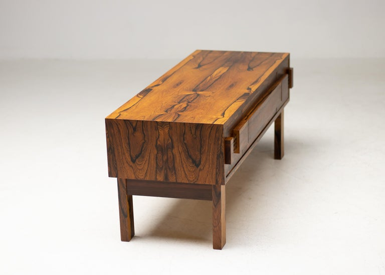 Swedish Midcentury Scandinavian Dresser by Rimbert Sandholt For Sale