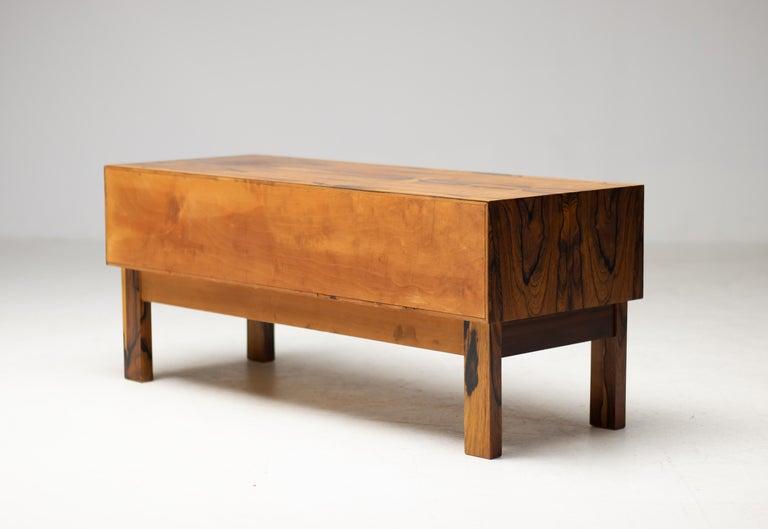 Midcentury Scandinavian Dresser by Rimbert Sandholt In Good Condition For Sale In Dronten, NL