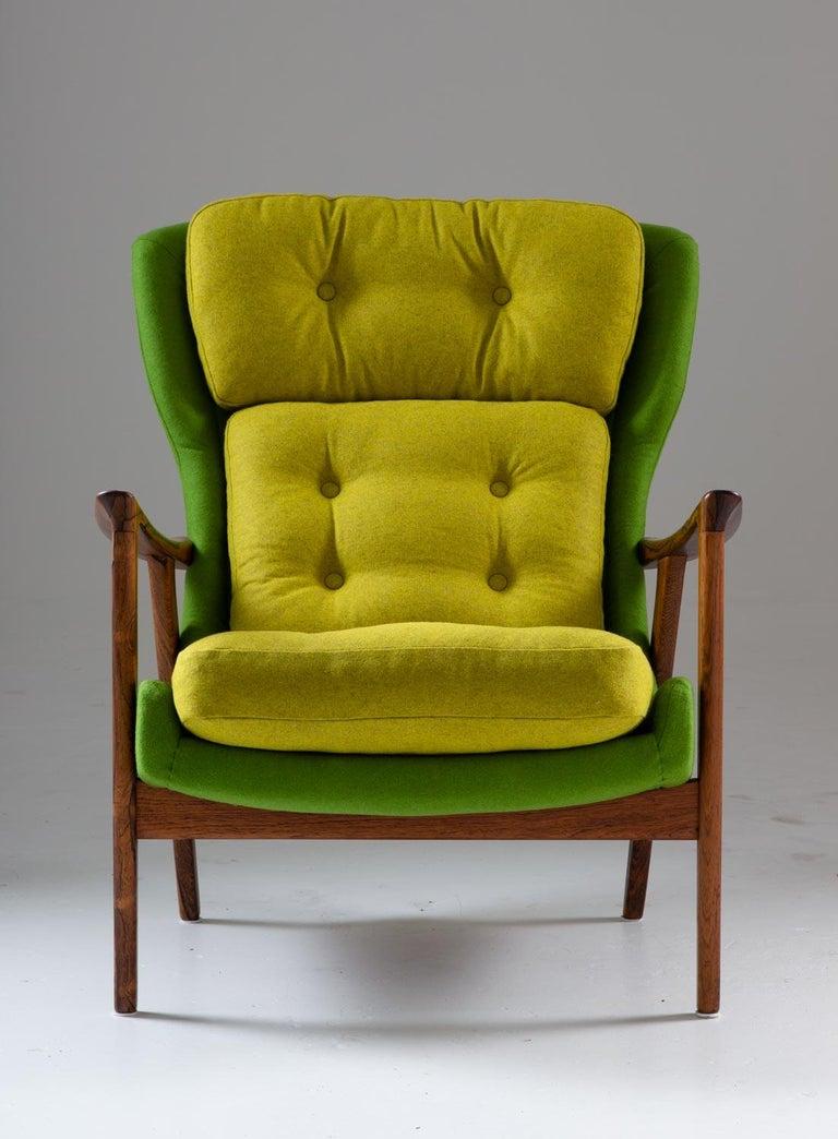 Rare lounge chair model