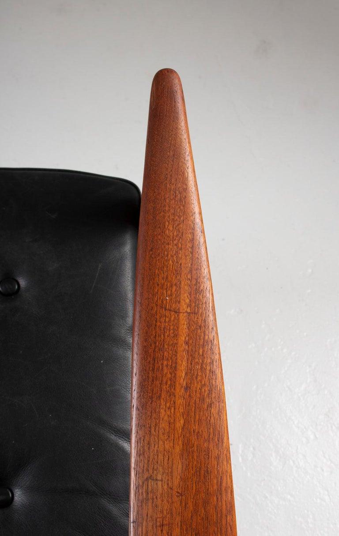 Midcentury Scandinavian Lounge Chair