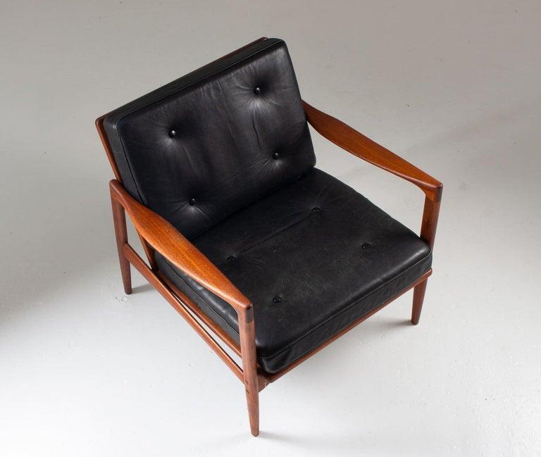 20th Century Midcentury Scandinavian Lounge Chair