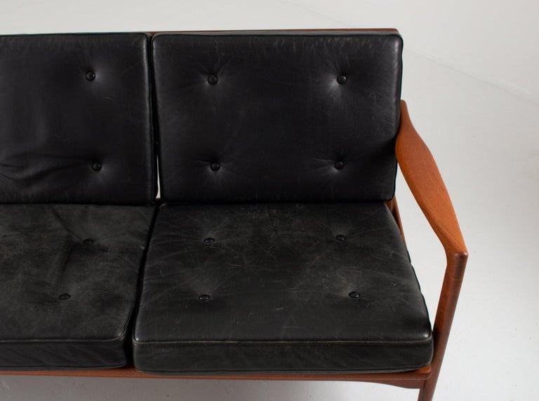 Midcentury Scandinavian Seating Group