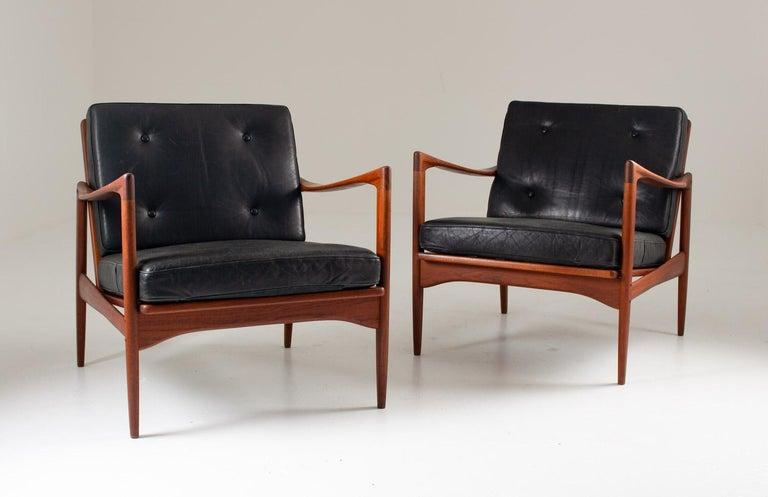 Scandinavian Modern Midcentury Scandinavian Seating Group