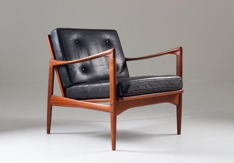 Swedish Midcentury Scandinavian Seating Group