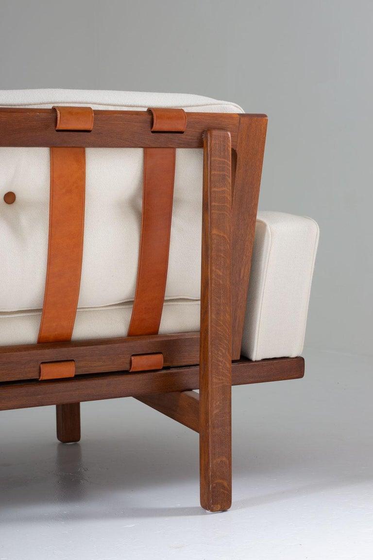 Midcentury Scandinavian Sofa