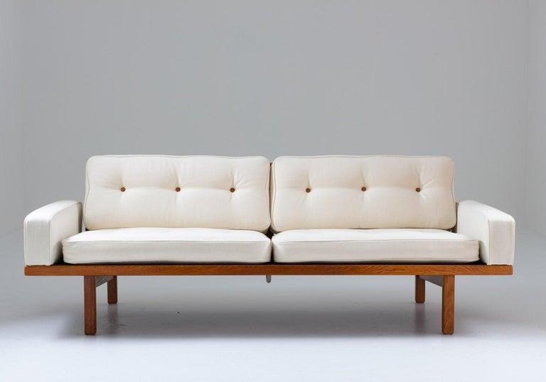 A three-seat sofa model