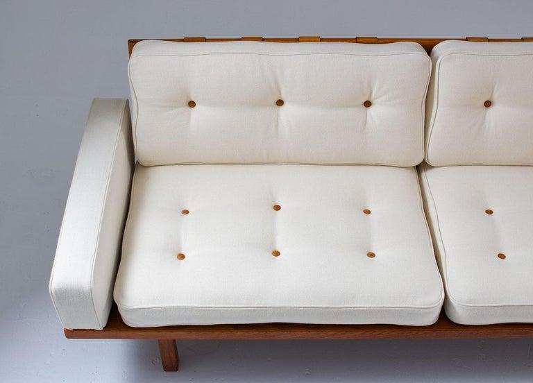 Teak Midcentury Scandinavian Sofa