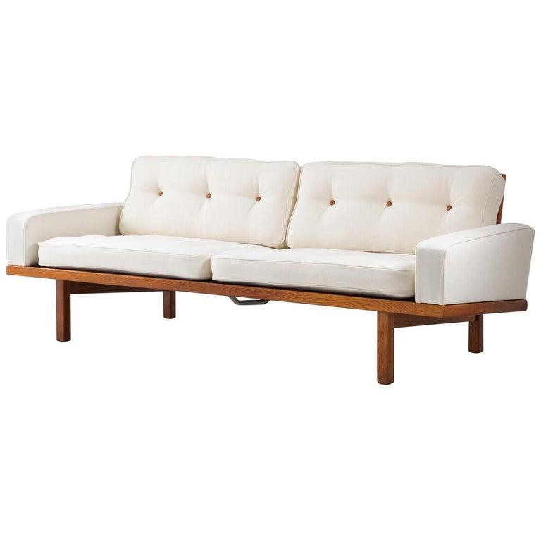 """Midcentury Scandinavian Sofa """"Tornado"""" by Ib Eric Merthen for IRE, Sweden For Sale"""