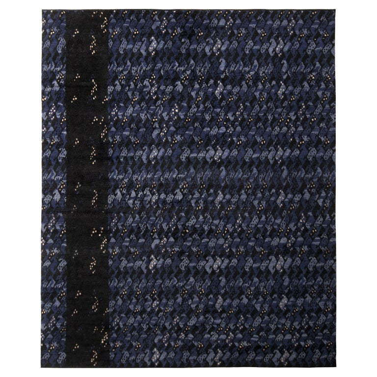 Midcentury Scandinavian Style Rug For Sale