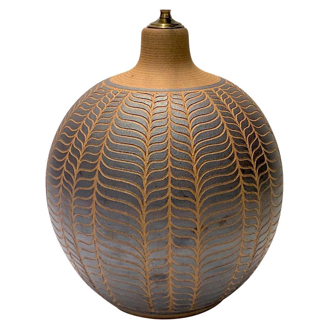 Midcentury Scandinavian Table Lamp