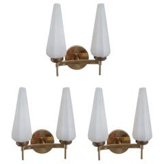 Midcentury Sconce by Stilnovo - 3 Available