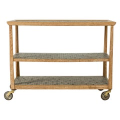 Midcentury Serving Trolley by Otto Schulz
