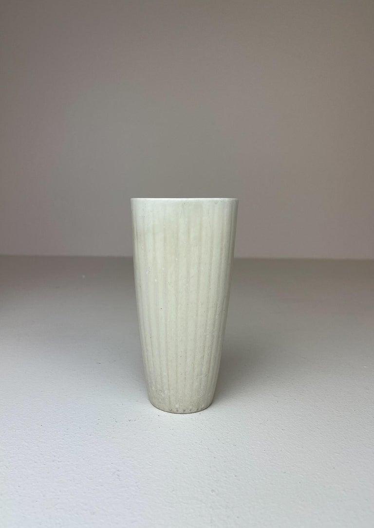 Midcentury Set of 3 Ceramic Pieces Rörstrand Gunnar Nylund, Sweden, 1950s For Sale 4