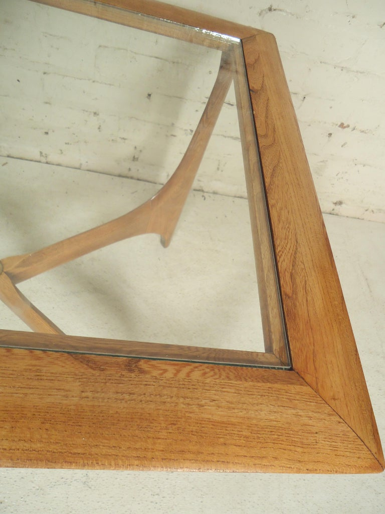 Midcentury Side Table by Lane In Good Condition For Sale In Brooklyn, NY