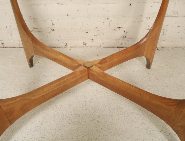 Mid-20th Century Midcentury Side Table by Lane For Sale