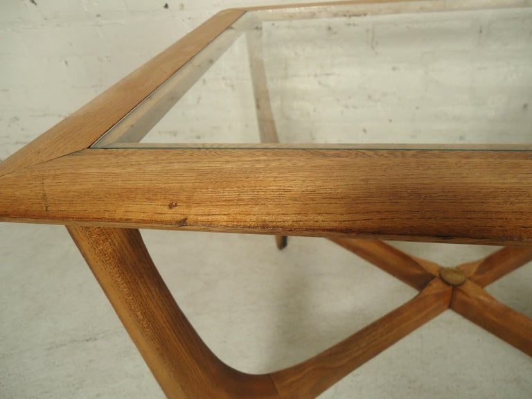 Midcentury Side Table by Lane For Sale 1