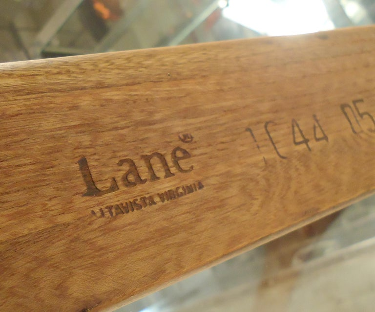 Midcentury Side Table by Lane For Sale 3