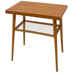 Midcentury Side Table from Dřevopodnik Holešov, Czechoslovakia, 1960s