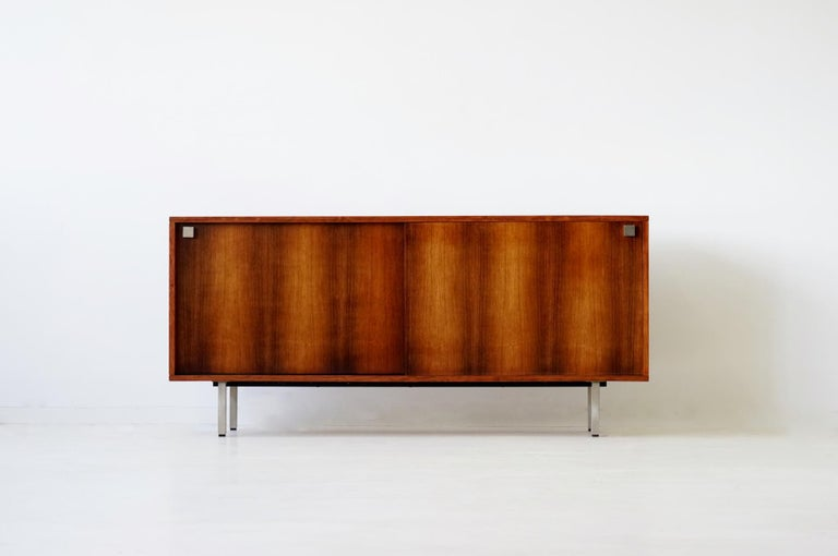 Midcentury Sideboard by Alfred Hendrickx for Belform, Belgium, 1960s For Sale 4