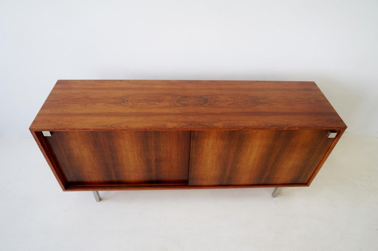 Midcentury Sideboard by Alfred Hendrickx for Belform, Belgium, 1960s In Good Condition For Sale In Greven, DE