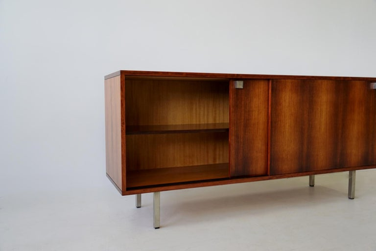 Mid-20th Century Midcentury Sideboard by Alfred Hendrickx for Belform, Belgium, 1960s For Sale