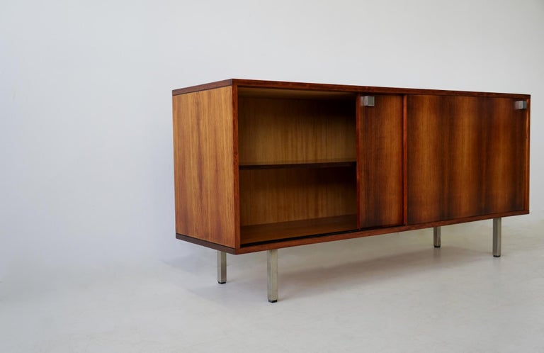 Midcentury Sideboard by Alfred Hendrickx for Belform, Belgium, 1960s For Sale 1
