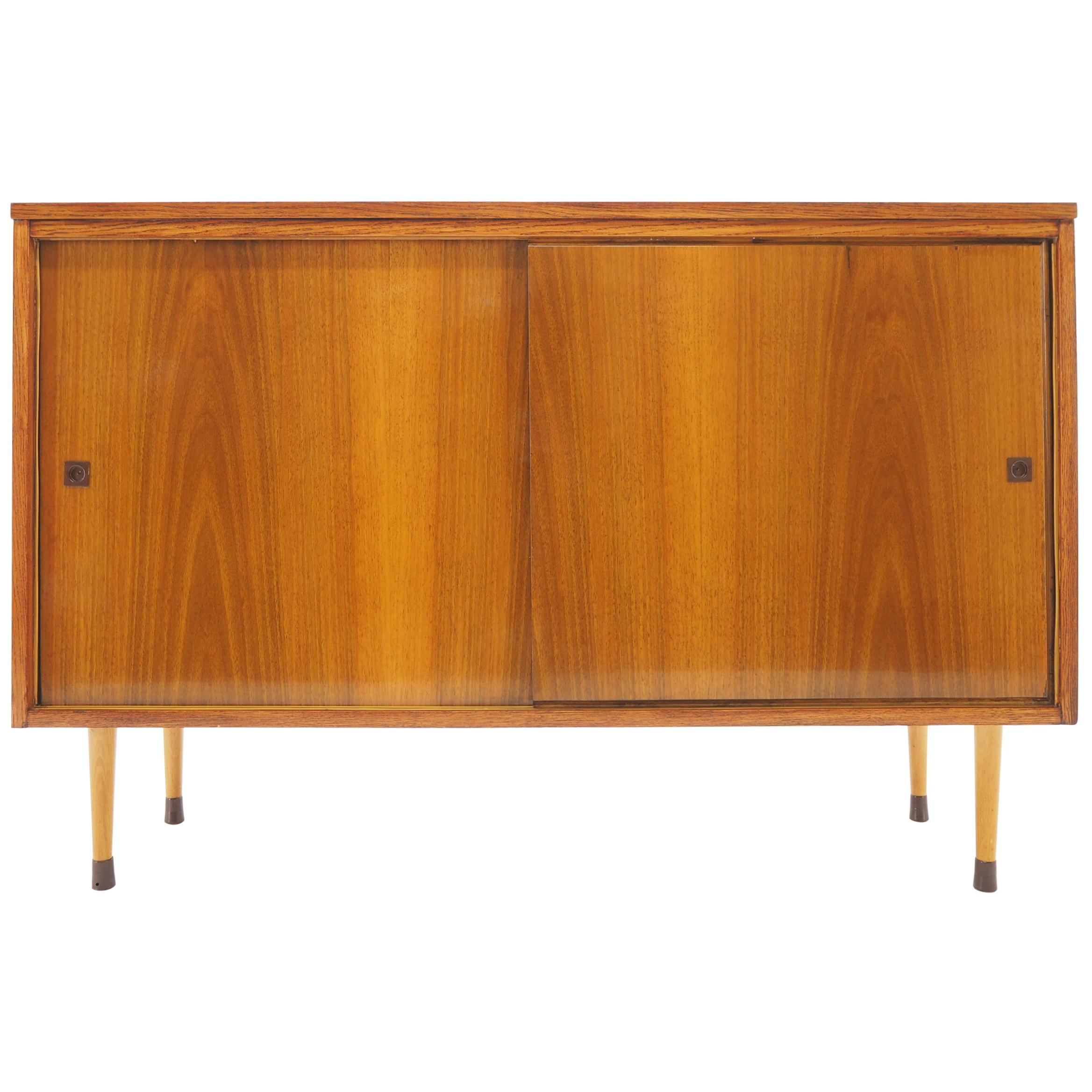 Midcentury Sideboard, Czechoslovakia, 1960s