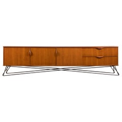 Minimalist & Organic Design German sideboard - 1960