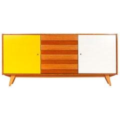 Midcentury Sideboard U 460 by Jiri Jiroutek for Interier Praha, 1960s