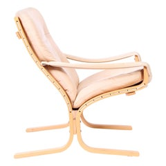 "Midcentury ""Siesta"" Easy Chair by Ingmar Relling, 1960s"