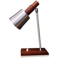 Midcentury 'silva' Lyfa Desk Lamp. Omi
