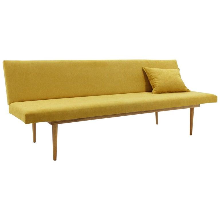 Midcentury Sofa By Miroslav Navrátil 1960s For