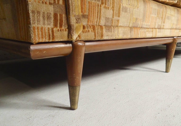 Mid-Century Modern Midcentury Sofa by Widdicomb For Sale