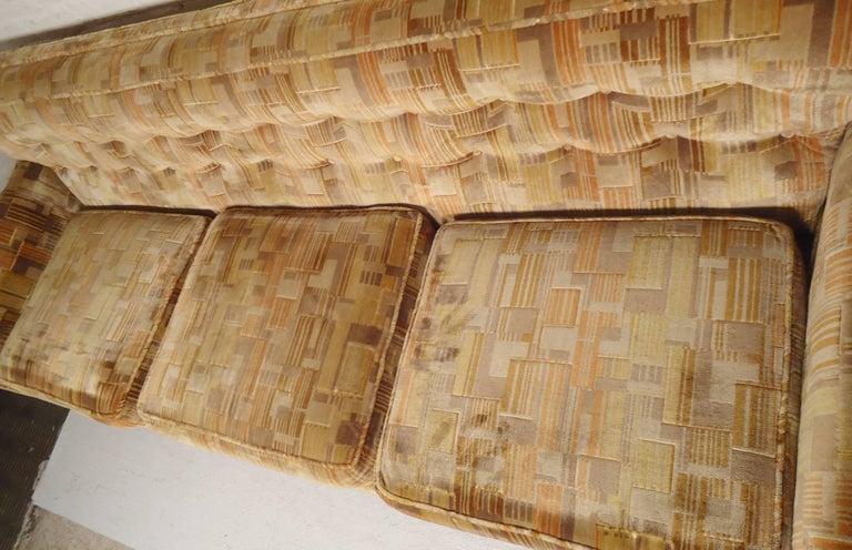 Midcentury Sofa by Widdicomb In Good Condition For Sale In Brooklyn, NY