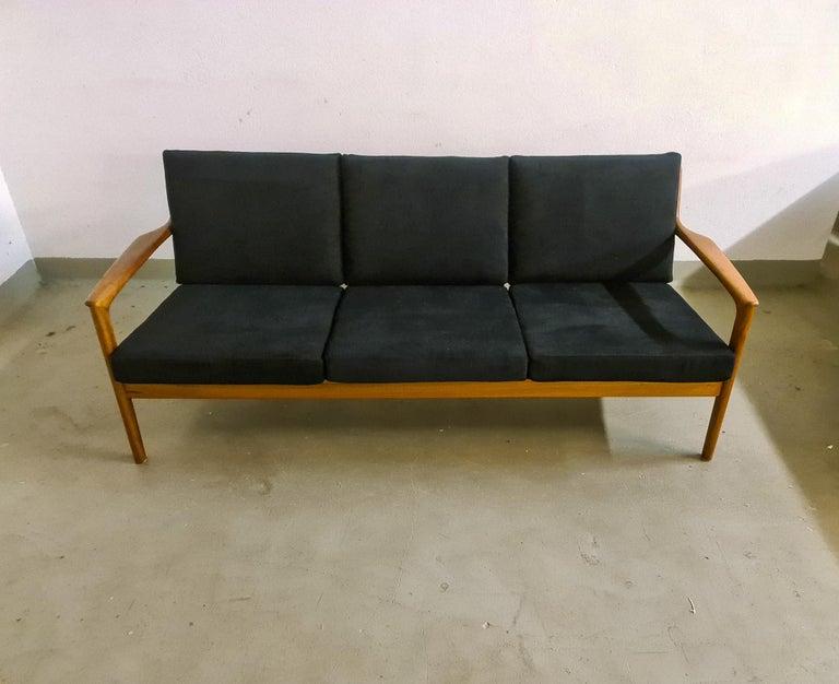 Swedish Midcentury Sofa