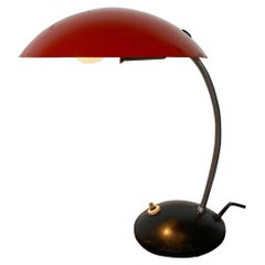 Midcentury Space Age Stilnovo Style Table Lamp, 1970s