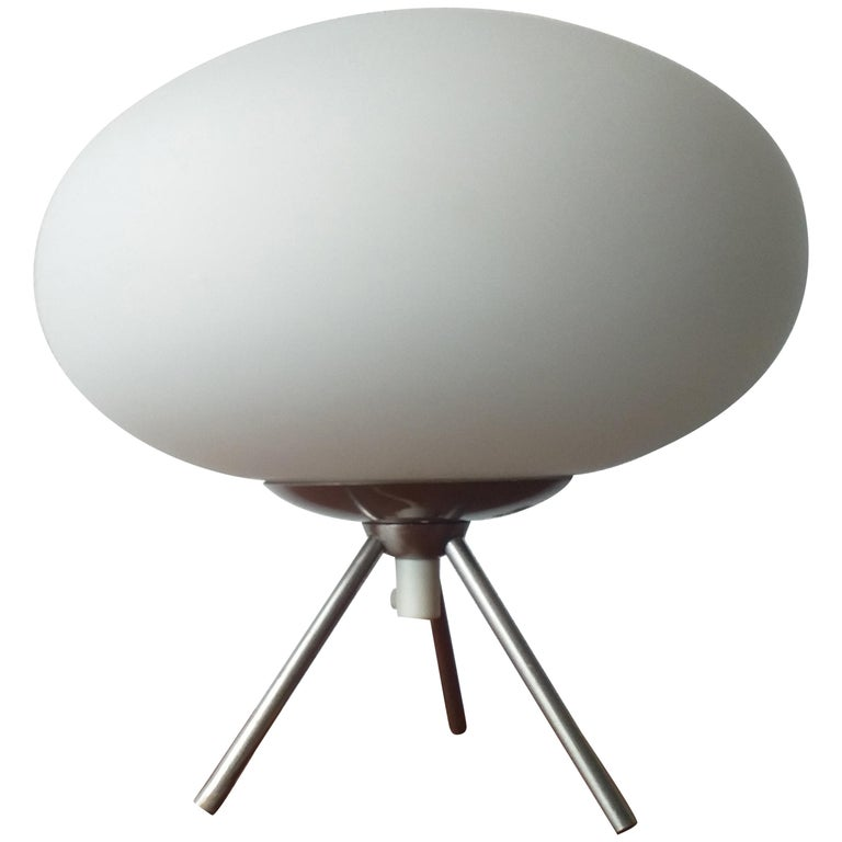 Midcentury Space Age Table Lamp, Italy, 1980s For Sale