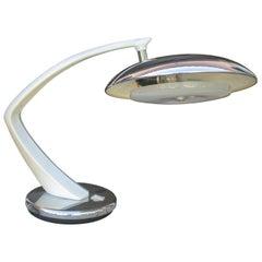 Midcentury Spanish Fase Madrid Desk Lamp