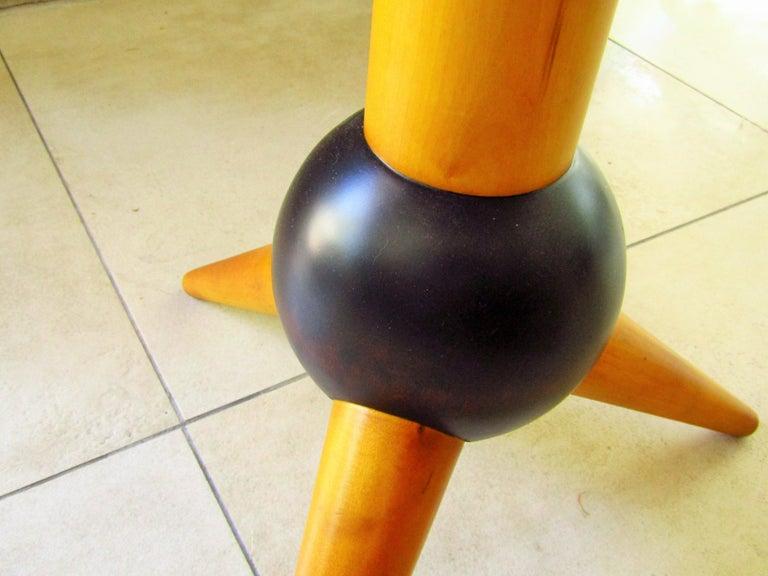 Mid-Century Modern Midcentury Sputnik Sidetable, France, 1960s For Sale