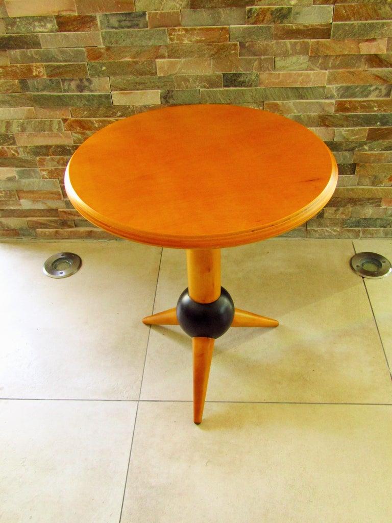 Mid-20th Century Midcentury Sputnik Sidetable, France, 1960s For Sale