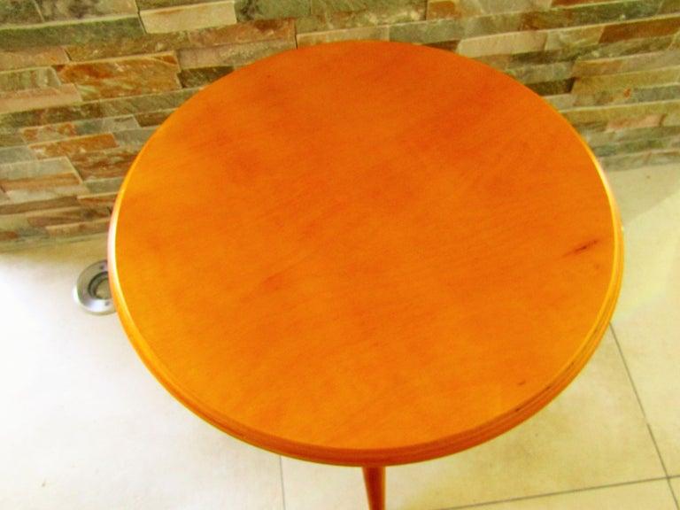 Midcentury Sputnik Sidetable, France, 1960s For Sale 1