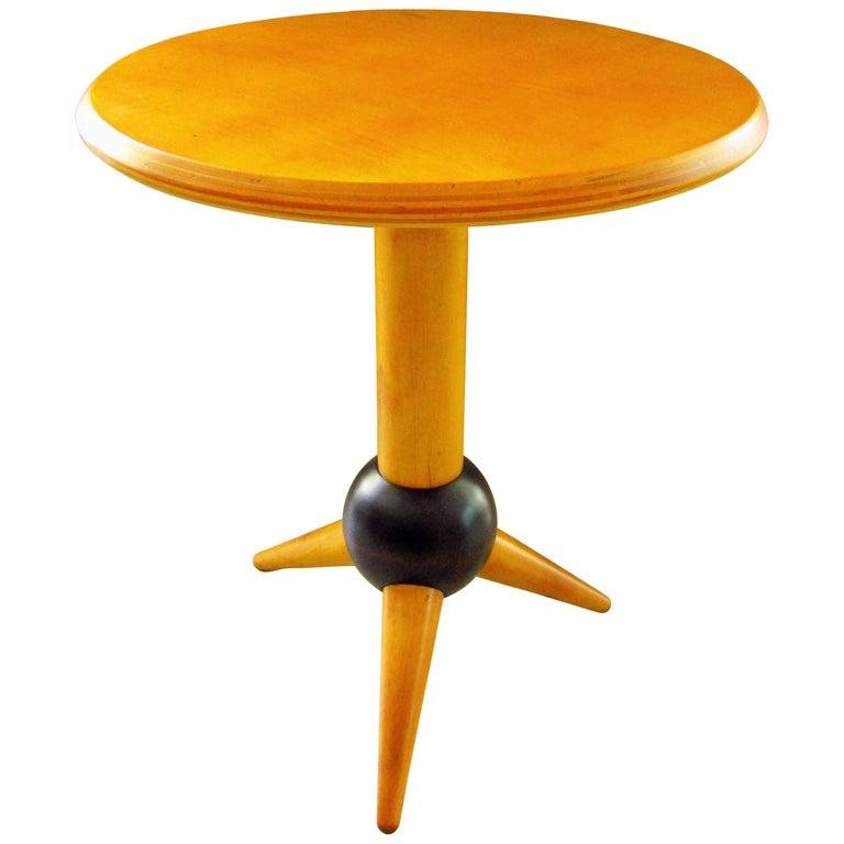 Midcentury Sputnik Sidetable, France, 1960s For Sale
