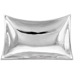 Midcentury Sterling Soap Dish