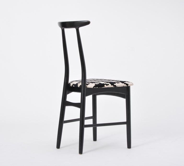 Swedish Mid-Century Modern chair by Gemla Diö For Sale 3