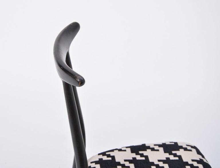 Swedish Mid-Century Modern chair by Gemla Diö For Sale 1