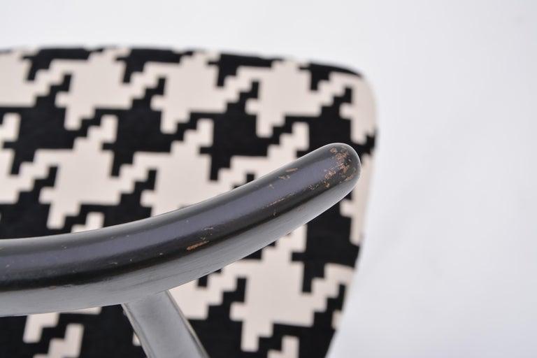 Swedish Mid-Century Modern chair by Gemla Diö For Sale 6
