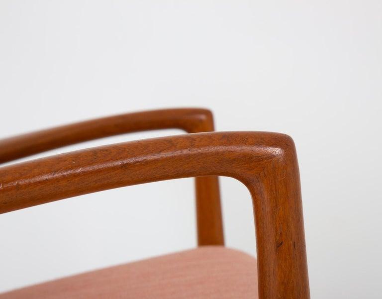 Midcentury Swedish Lounge Chair by Bertil Fridhagen for Bodafors For Sale 1