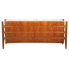 Midcentury Swedish Sculptural Dresser, William Hinn