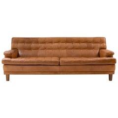 "Midcentury Swedish Sofa ""Merkur"" by Arne Norell"
