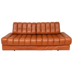 Midcentury Swiss De Sede DS 85 Sofa Bed